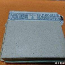 Militaria: PAQUETE DE TABACO ALEMAN, 2 GM 24 CIGARILLOS. Lote 171593977
