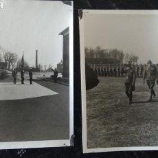 Militaria: LOTE 2 FOTOS LUFTWAFFE. Lote 171607607