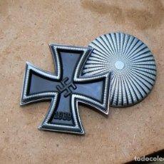 Militaria: LA CRUZ DE HIERRO DE 1939 1ST. (EISERNEN KREUZES)TERCER REICH. Lote 171751935