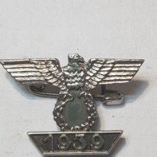 Militaria: PIN DE POSGUERRA (CRUZ DE HIERRO)DE PASADOR 2°CLASE REPETICIÓN DESNAZIFICADO ESCASO. Lote 173911392