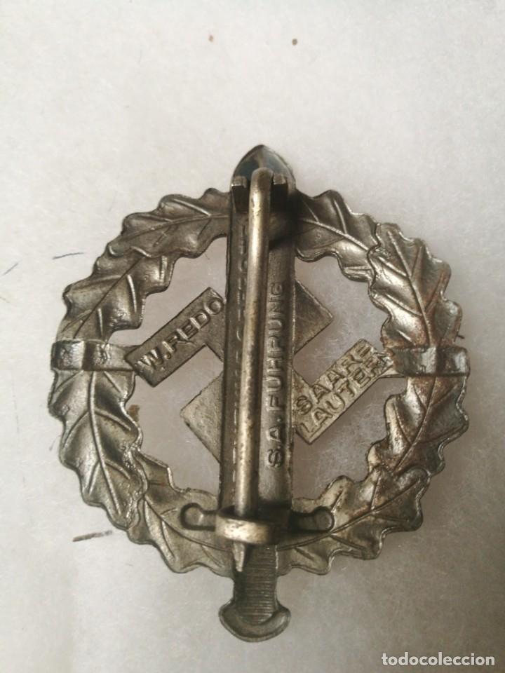 Militaria: Distintivo de plata para deportes de las SA - Foto 2 - 174590062