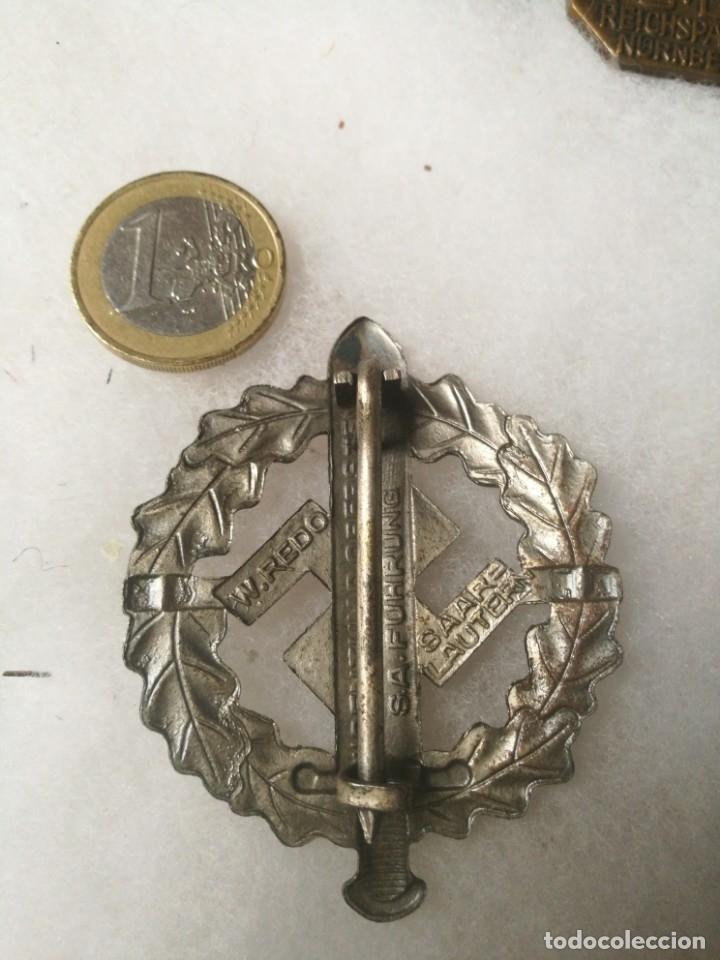 Militaria: Distintivo de plata para deportes de las SA - Foto 3 - 174590062