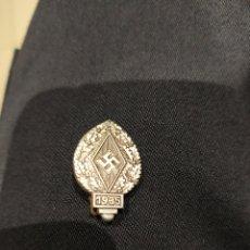 Militaria: PIN DEL III REICH. 1935. Lote 176307187