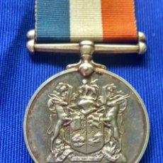 Militaria: MEDALLA SUDAFRICA. II WW.PLATA. Lote 149452209
