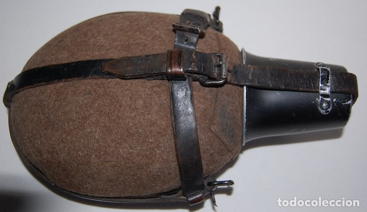 CANTIMPLORA ORIGINAL ALEMANA.WEHRMACHT MODELO AUXILIAR MEDICO.2ª GUERRA MUNDIAL. (Militar - II Guerra Mundial)