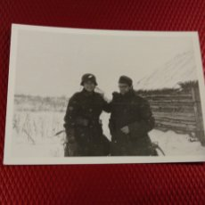 Militaria: FOTOGRAFÍA SOLDADOS DIVISIÓN AZUL . 2° COMPAÑÍA DE ANTICARROS. DIVISIÓN 250. Lote 178709153