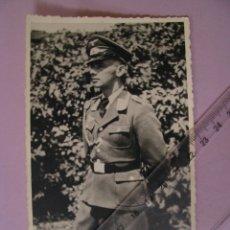 Militaria: FOTO DE MILITAR DE LUFTWAFFE. II GUERRA MUNDIAL. ORIGINAL. 13,5X8,5 CM.. Lote 179334110