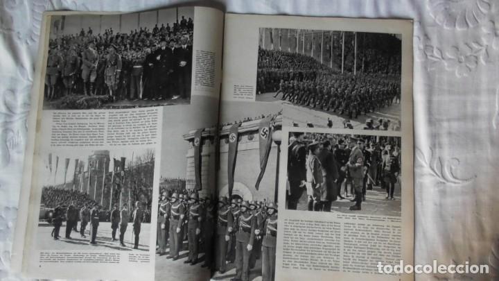 Militaria: Edición especial de la revista Die Wehrmacht dedicada a Anschluss, la anexión de Austria. - Foto 4 - 179723977