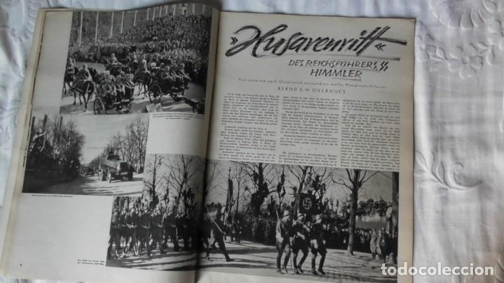 Militaria: Edición especial de la revista Die Wehrmacht dedicada a Anschluss, la anexión de Austria. - Foto 6 - 179723977