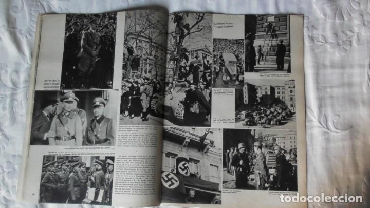 Militaria: Edición especial de la revista Die Wehrmacht dedicada a Anschluss, la anexión de Austria. - Foto 9 - 179723977
