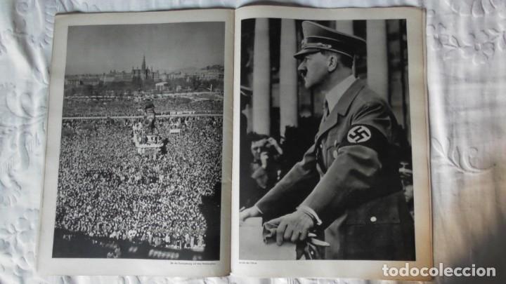 Militaria: Edición especial de la revista Die Wehrmacht dedicada a Anschluss, la anexión de Austria. - Foto 11 - 179723977