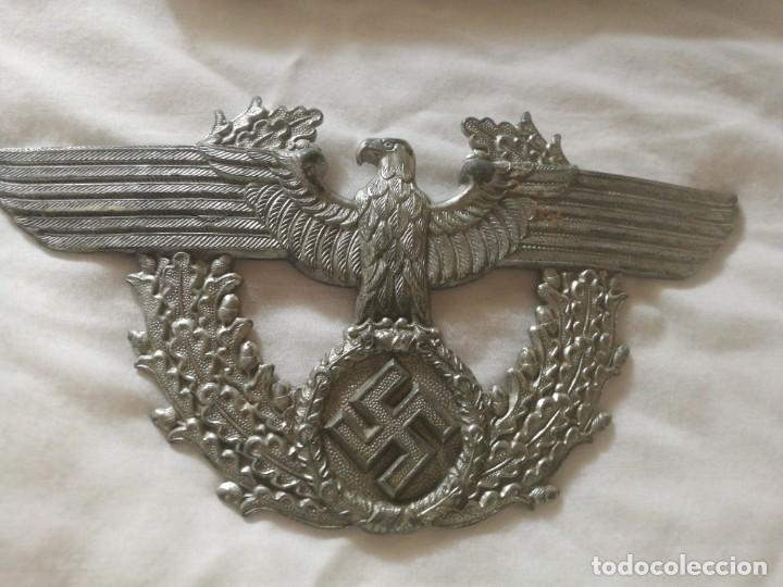 AGUILA DE TSCHAKO DE POLICIA (Militar - II Guerra Mundial)