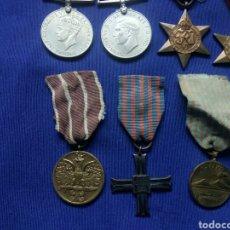Militaria: CONDECORACIONES COMBATIENTE MONTECASSINO. Lote 185978802