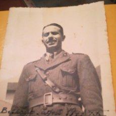 Militaria: EJÉRCITO FASCISTA ITALIANO SEGUNDA GUERRA MUNDIAL. Lote 187394082