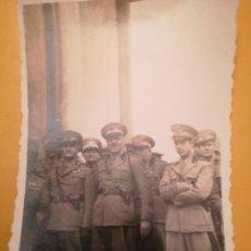 Militaria: ESTADO MAYOR EJERCITO FASCISTA ITALIANO SEGUNDA GUERRA MUNDIAL. Lote 187394350