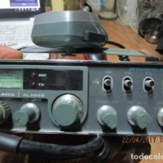 Militaria: SEGUNDA GUERRA MUNDIAL RADIO MIDLAND DE METAL KOREA DE COCHE O AVION. Lote 187484615