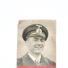 Militaria: GÜNTHER PRIEN - COLECCIÓN TAG DER WEHRMACHT DE LA WHW DE 1942. Lote 187522367