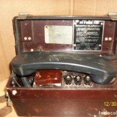 Militaria: RADIO MILITAR RUSA. Lote 189591642
