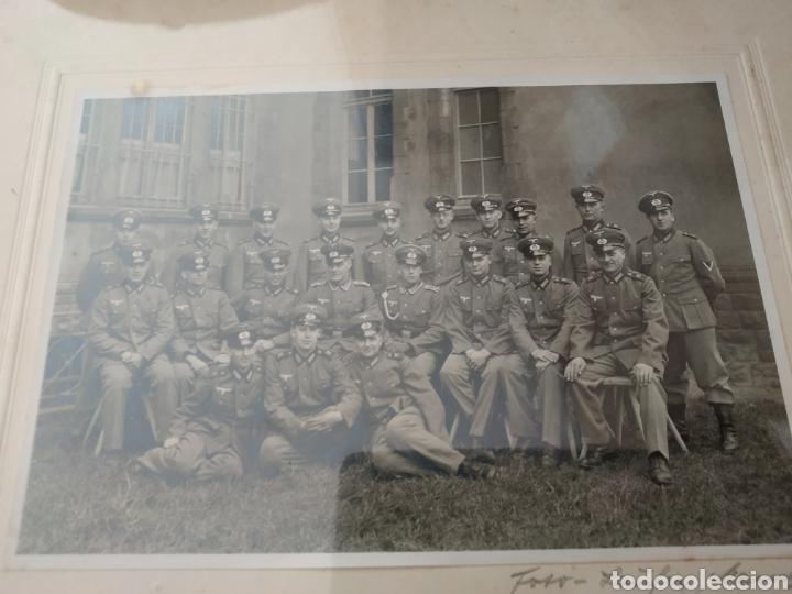 Militaria: Retrato Wehrmacht - Foto 2 - 190315556