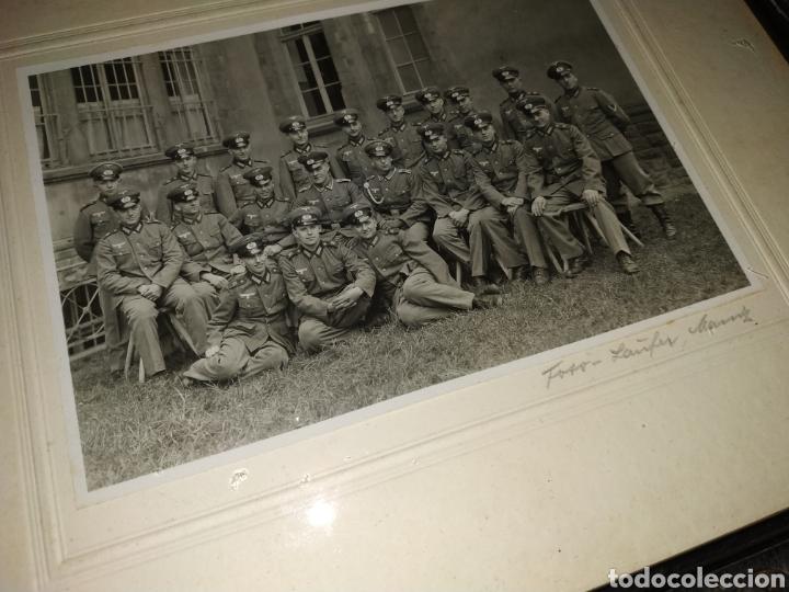 Militaria: Retrato Wehrmacht - Foto 7 - 190315556