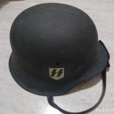 Militaria: CASCO ALEMAN M42 SS. Lote 192803940