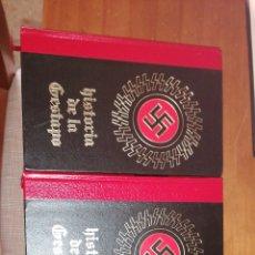 Militaria: LOTE DE. LIBROS NACIONALSOCIALISMO NSDAP. Lote 193648071