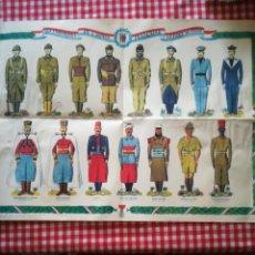 Militaria: EJÉRCITO OFICIAL FRENCIA COLABORACIONISTA VICHY, SEGUNDA GUERRA MUNDIAL. Lote 194201698