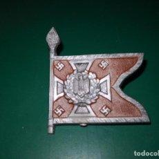 Militaria: ALEMANIA. III REICH. WHW. INSIGNIA DE LA COLECCION DE BANDERAS Y ESTANDARTES. Lote 194893986