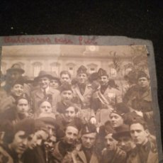 Militaria: CAMISAS NEGRAS ITALIANOS FASCISMO SEGÚNDA GUERRA MUNDIAL. Lote 194898638