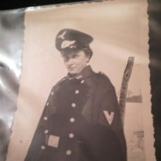 Militaria: MUJER AUXILIAR LUFTWAFFE SEGÚNDA GUERRA MUNDIAL . Lote 194975846
