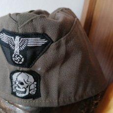 Militaria: GORRA CUARTELERO TOTENKPF. Lote 195301440