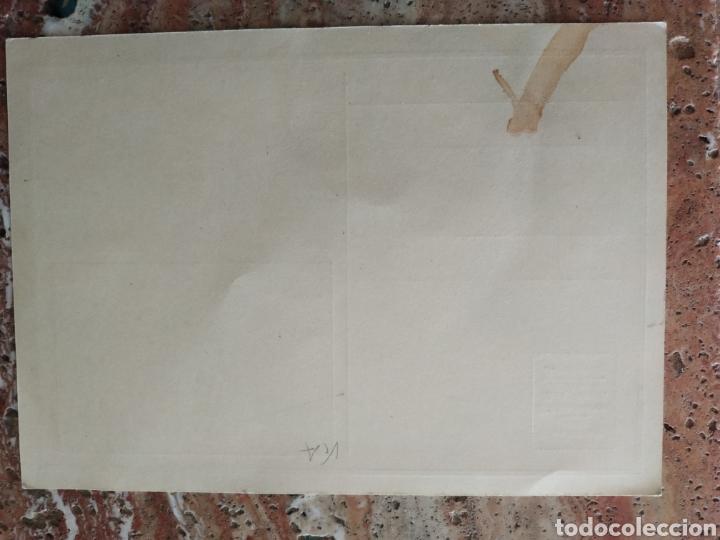 Militaria: Postal cancillería - Foto 2 - 195734535