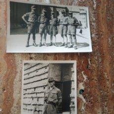 Militaria: AFRIKA KORPS RETRATOS. Lote 195814327