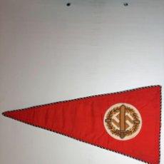 Militaria: BANDERÍN DE VEHÍCULO DE LAS SA. III REICH.. Lote 196289056