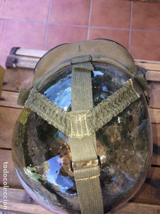 Militaria: MASCARA ANTIGAS - Nº 1 - AÑOS 50 - BUENA CONSERVACION - Foto 6 - 196728528