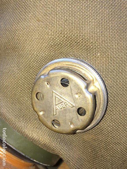 Militaria: MASCARA ANTIGAS - Nº 1 - AÑOS 50 - BUENA CONSERVACION - Foto 10 - 196728528