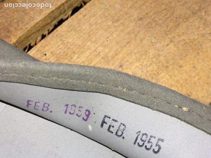 Militaria: MASCARA ANTIGAS - Nº 1 - AÑOS 50 - BUENA CONSERVACION - Foto 16 - 196728528