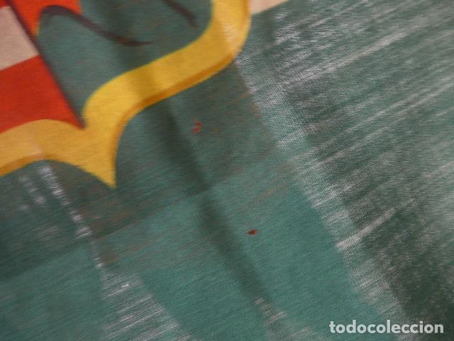 Militaria: Antigua bandera de Hungria original de la II guerra mundial, fabricacion de Barcelona, castells. - Foto 4 - 197113647