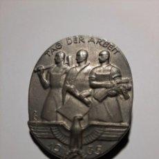 Militaria: III REICH. MEDALLA DEL DÍA DEL TRABAJO.. Lote 197552667