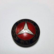 Militaria: III. REICH. PIN METÁLICO ESMALTADO DE MERCEDES BENZ.. Lote 197807957