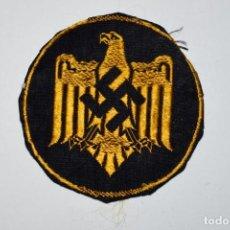 Militaria: DISTINTIVO DE TELA DE LOS DEPORTISTAS DE ALEMANIA.2ª GUERRA MUNDIAL. Lote 198777235