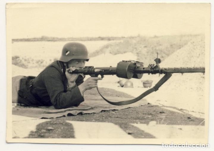 Militaria: Cargador de MG15. Wehrmacht Luftwaffe Kriegsmarine Guerra Civil Legion Kondor Afrika Korps - Foto 18 - 208402718