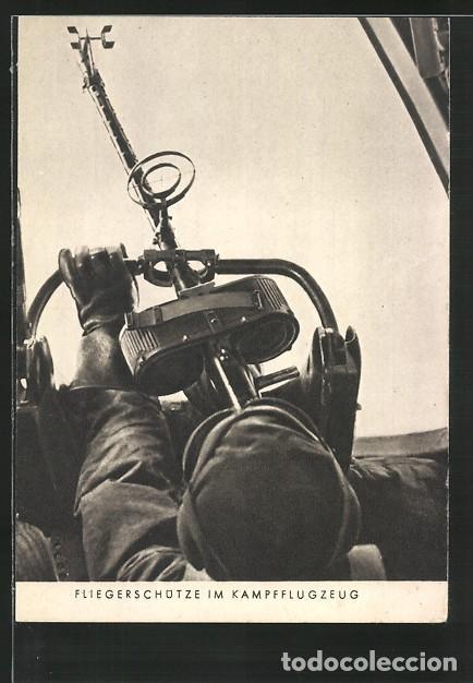Militaria: Cargador de MG15. Wehrmacht Luftwaffe Kriegsmarine Guerra Civil Legion Kondor Afrika Korps - Foto 20 - 208402718