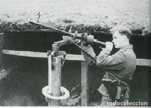 Militaria: Cargador de MG15. Wehrmacht Luftwaffe Kriegsmarine Guerra Civil Legion Kondor Afrika Korps - Foto 21 - 208402718