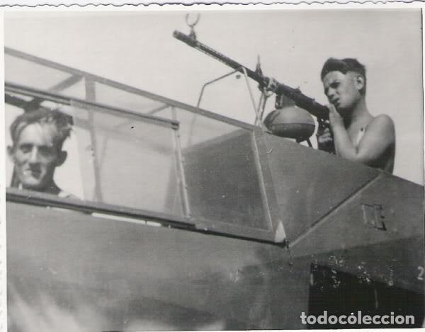 Militaria: Cargador de MG15. Wehrmacht Luftwaffe Kriegsmarine Guerra Civil Legion Kondor Afrika Korps - Foto 22 - 208402718