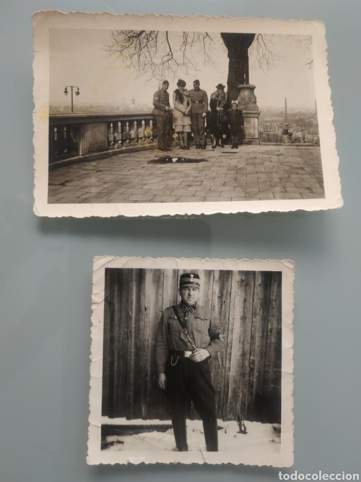 FOTO SS Y SA (Militar - II Guerra Mundial)