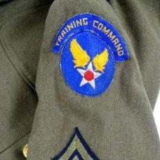 Militaria: UNIFORME SARGENTO FUERZAS AÉREAS USA. SEGUNDA GUERRA MUNDIAL. USAAF WWII SERGEANT. Lote 199749295