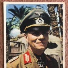 Militaria: MARISCAL ROMMEL, AFRIKA KORPS. ANTIGUA POSTAL SIN CIRCULAR.. Lote 200814936