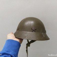 Militaria: CASCO JAPONES. Lote 201205552