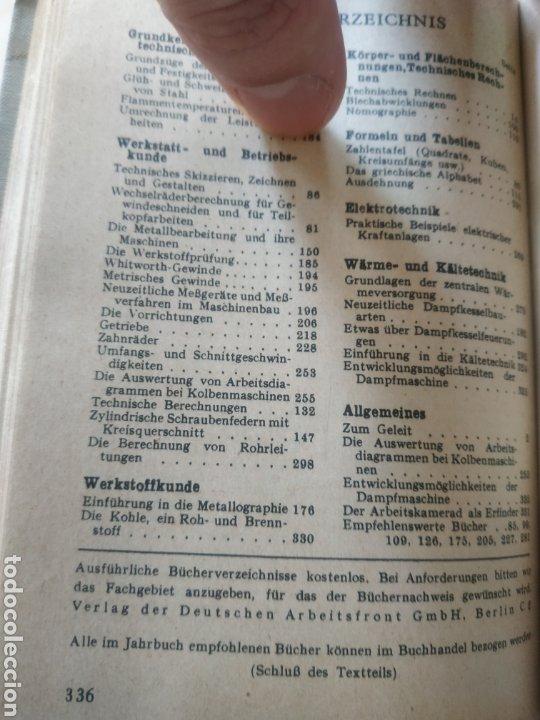 Militaria: Calendario 1942 D.A.F - Foto 14 - 113555772